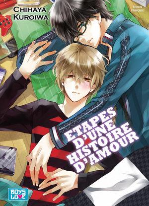 Etapes d'une histoire d'amour Manga