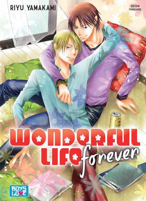 Wonderful Life Forever Manga