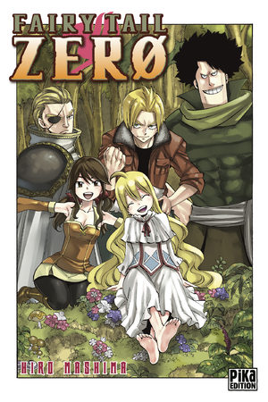 Fairy Tail Zerø Manga