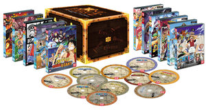 One Piece - films (coffret 11 films)