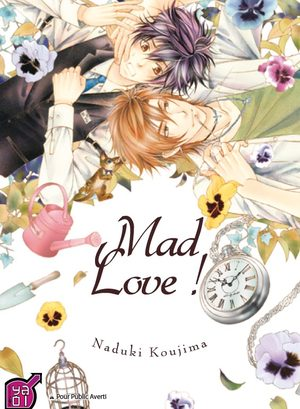 Mad Love ! Manga