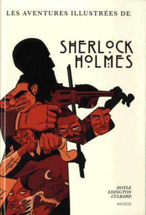 Une histoire illustrée de Sherlock Holmes
