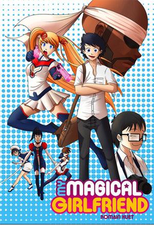My magical girlfriend Global manga