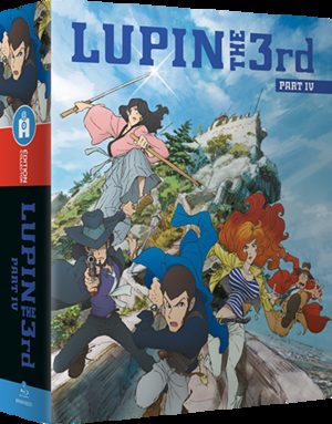 Lupin The Third Série TV animée