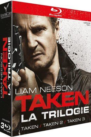 Taken, La trilogie