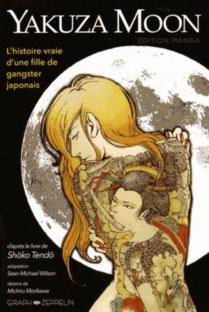 Yakuza Moon Global manga