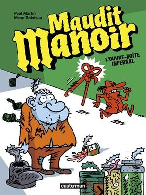 Maudit manoir
