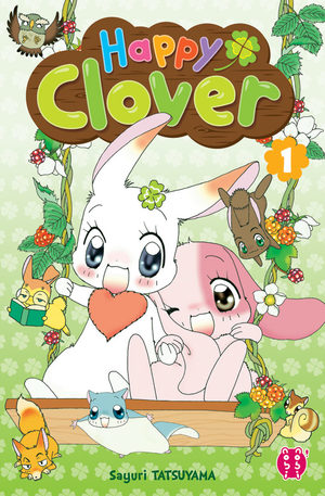 Happy Clover Manga