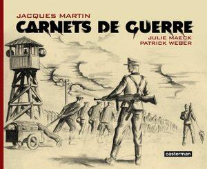 Carnets de guerre Artbook