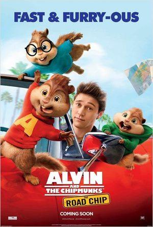 Alvin et les Chipmunks - A fond la caisse