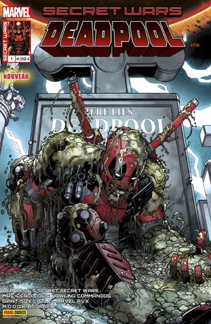 Secret Wars - Deadpool