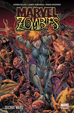 Secret Wars - Marvel Zombies