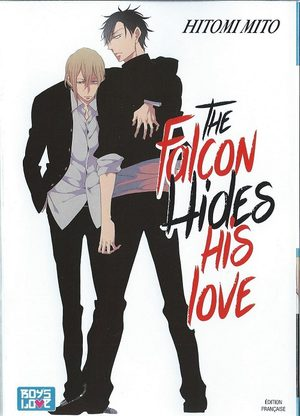 The falcon hides his love Manga