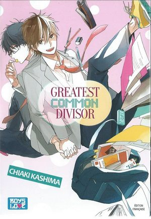 Greatest common divisor Manga