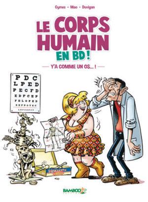Le corps humain en BD!