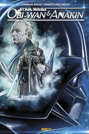 Star Wars - Obi-Wan and Anakin