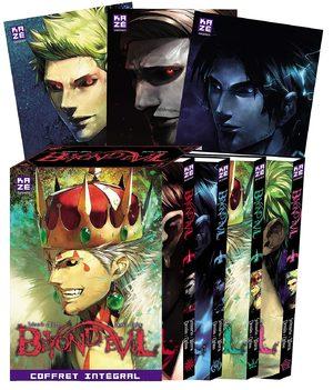Beyond Evil Manga