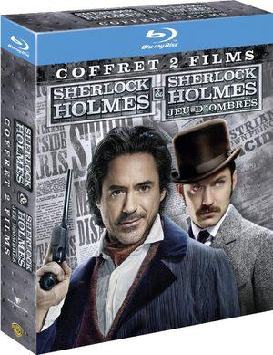 Sherlok Holmes - Coffret deux films
