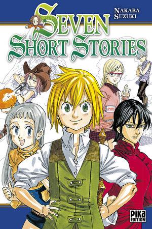 Seven short stories Manga