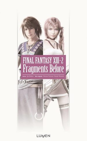 FINAL FANTASY XIII-2 Fragments After Roman