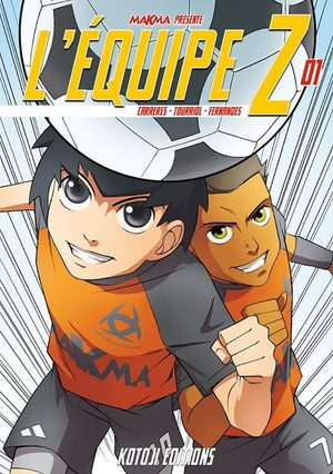 L'équipe Z Global manga