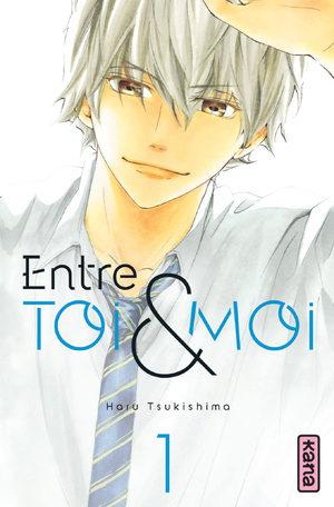 Entre toi et moi Manga