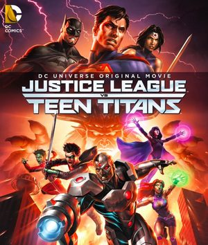 La Ligue des Justiciers vs. les Teen Titans