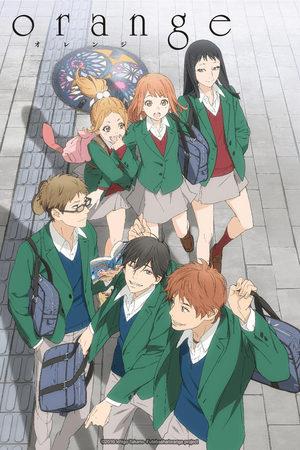 Orange Série TV animée