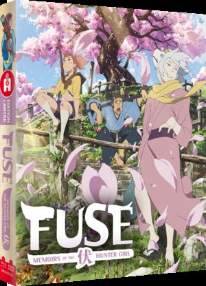 Fusé Memoirs of the Hunter Girl