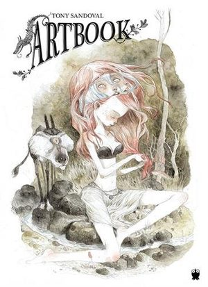 Artbook Tony Sandoval