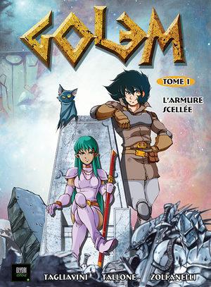 Golem Global manga