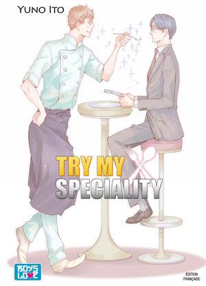 Try my specialist Manga
