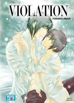 Violation Manga