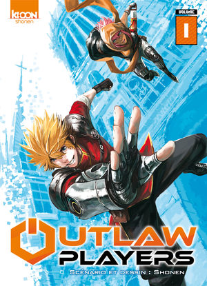 Outlaw players Global manga
