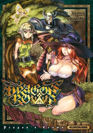 Dragon's crown Manga