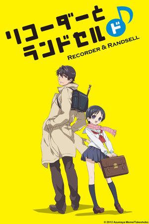 Recorder and Randsell Série TV animée