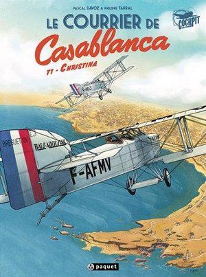 Le courrier de Casablanca
