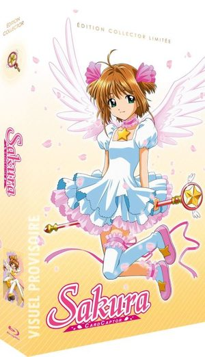 Card Captor Sakura Série TV animée