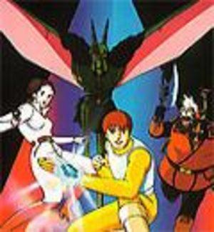 Galactic Patrol Lensman Série TV animée
