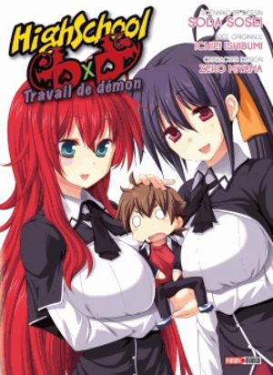 Highschool DxD - Spin-off