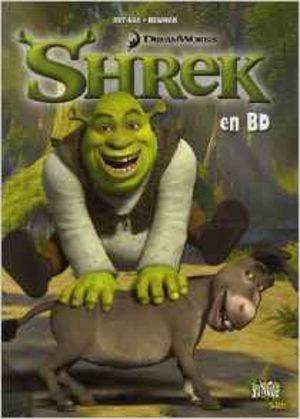 Shrek en BD