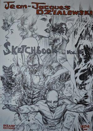 Jean-Jacques Dzialowski Sketchbook