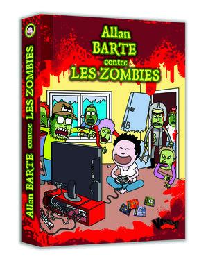 Allan Barte contre les zombies