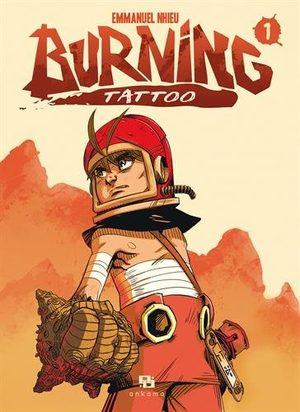 Burning Tattoo Global manga