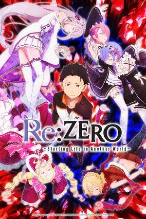 Re:Zero kara Hajimeru Isekai Seikatsu Série TV animée