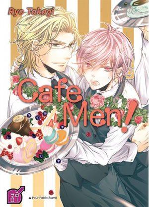 Café Men ! Manga