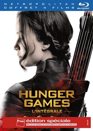 Hunger Games 1 à 4