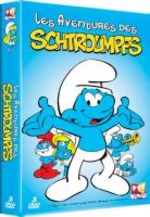 Les Schtroumpfs Série TV animée