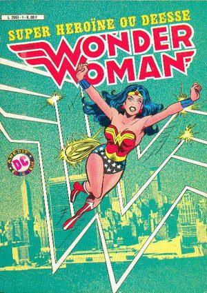 Wonder Woman - Super Héroïne ou déesse