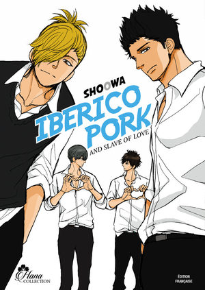 Iberico Pork and slave love Manga